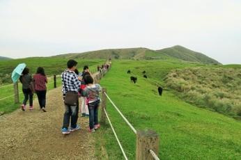 Trải nghiệm thiên nhiên ở Yangmingshan National Park