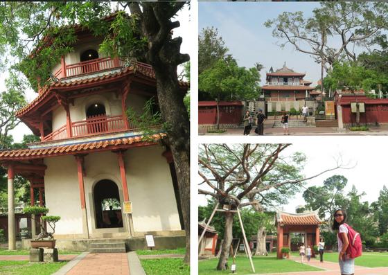 Tainan collage