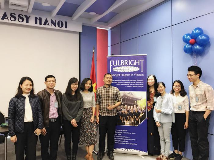 Fulbright info session 2018